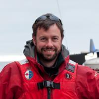 Thierry Boyer, Underwater Archaeologist with Parks Canada | Archéologue subaquatique à Parcs Canada